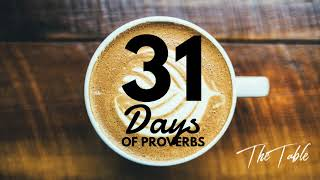 31 Days of Proverbs - Day 2