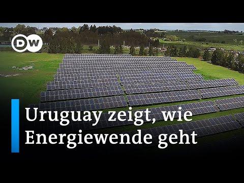 Uruguay: Energiewende mit Sonne und Wind | Global Ideas