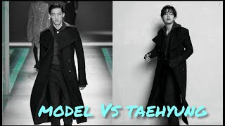 Kim  taehyung Vs brand models