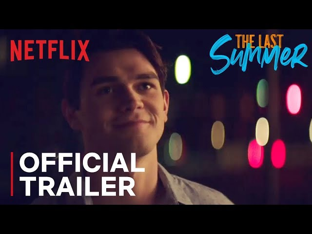 The Last Summer | Official Trailer | Netflix