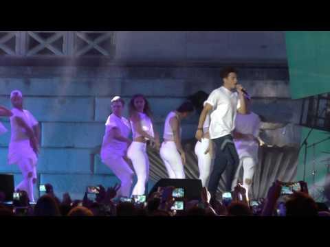 RIKI ''POLAROID'' ROMA 2017 WIND SUMMER FESTIVAL.