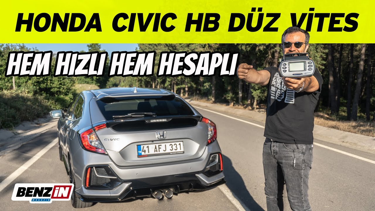 2020 Honda Civic 1.5 Turbo Manuel Top Speed Limit 269+ km/h - TSP Stage 1