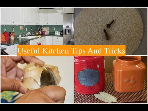 9 Useful Kitchen Tips & Tricks || Essential Kitchen Hacks   || Simple Living Wise Thinking