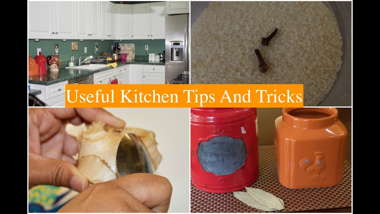 9 Useful Kitchen Tips U0026 Tricks || Essential Kitchen Hacks || Simple Living  Wise Thinking