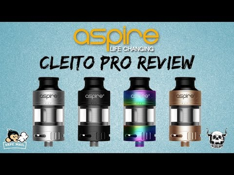 CLEITO PRO by ASPIRE - Full Review!