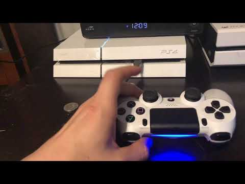 PS4 Controller not charging/solution
