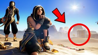 NEW SAND STORM EVENT IN FORTNITE !? LEAKED WEEKLY loading screens suggest so.