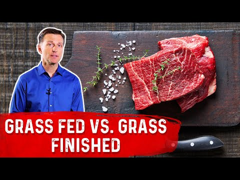 The Difference Between Grass-Fed vs. Grass Finished Beef