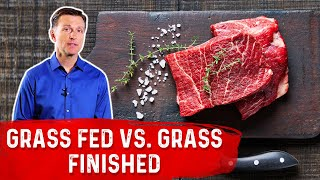 The Difference Between Grass-Fed vs Grass Finished Beef