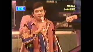 Konser A.Rafiq Musik Legendaris 1996 TPI di Surabaya