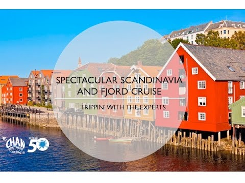 12D Spectacular Scandinavia and Fjord Cruise