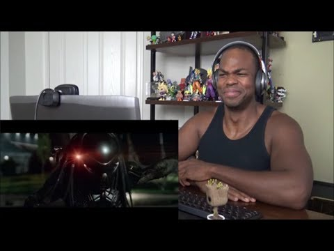 The Predator | Final Trailer - REACTION!!!