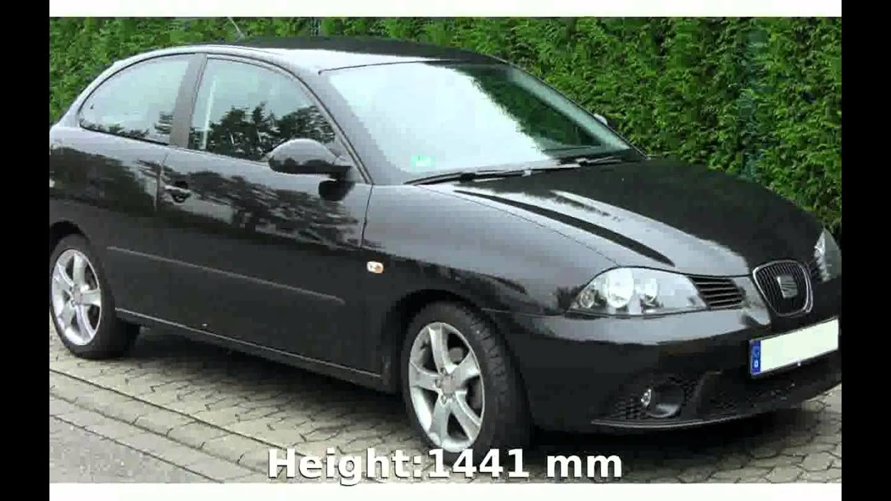 2007 seat ibiza 1 4 tdi speed specification features equipment technical details price youtube