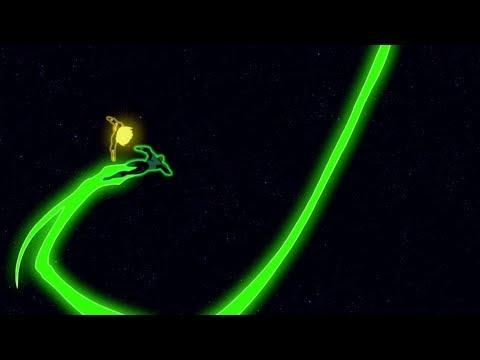 Мультфильм зеленый фонарь 1 сезон 2 серия