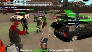 Como Descargar GTA SAN ANDREAS online [MTA]