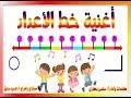 أغنية خط الأعداد في الرياضيات للأطفال للأستاذة سلمى بكري -  مونتاج السيد سابق