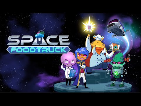 Mar 26, 2016: Playtesting Space Food Truck, a game about cooking in space and not dying