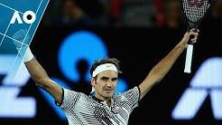 Zverev v Federer match highlights | Australian Open 2017