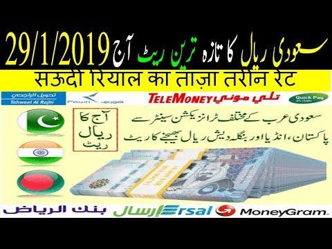 Saudi Riyal Exchange Rate Today All banks Telemoney enjaz riyad bank anb western union