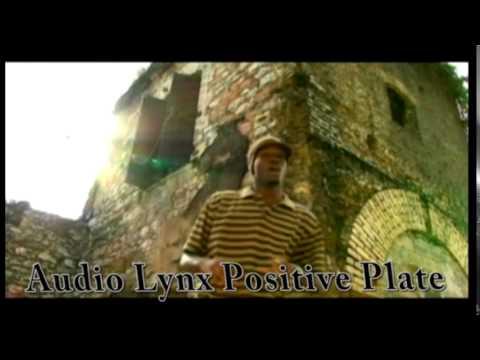 AudioLynx Plate  Positive Never Let Go