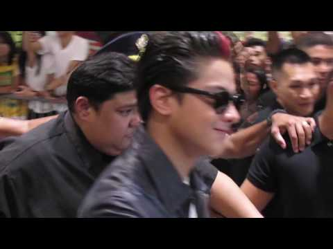 MALL EVENT Sterling Meet and Greet SM City Fairview ft Daniel Padilla