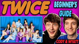 Download lagu A Beginner's Guide to TWICE REACTION!! (Who is who?)