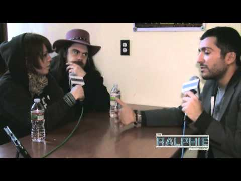 Hannah And Sean From GROUPLOVE On 'The Ralphie Radio Show'