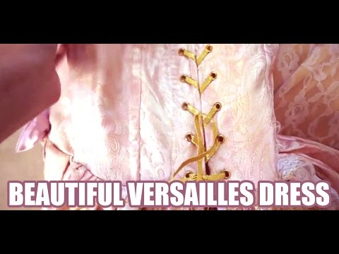 10062014 - Beautiful Versailles Dress | Vlog #290