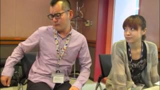 横田かおりさんが番組最後の日でも相変わらずうるさい鬼丸さんでした(笑...