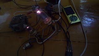 Ламповый усилитель на 6ж1п и 6п14п