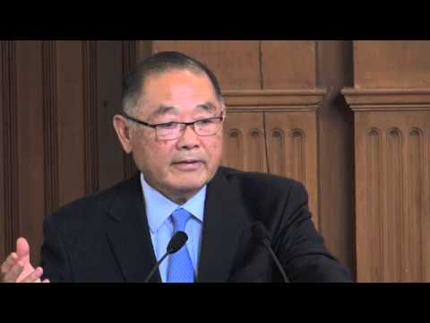 Thirty Years of Connecting Asia to Stanford - Panel 2: Shorenstein APARC's History