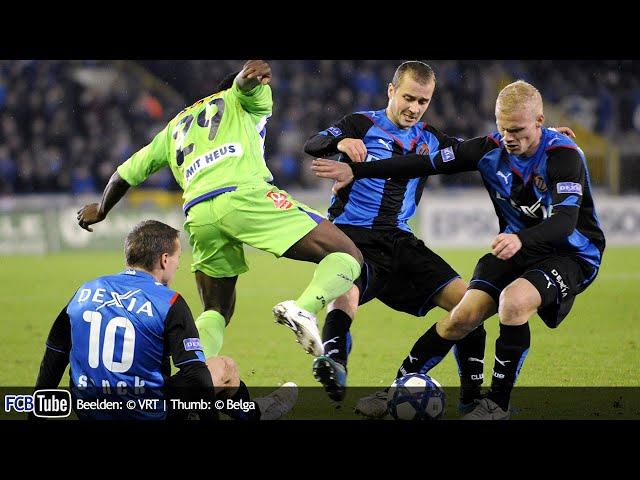 2009-2010 - Jupiler Pro League - 15. Club Brugge - Germinal Beerschot 1-2