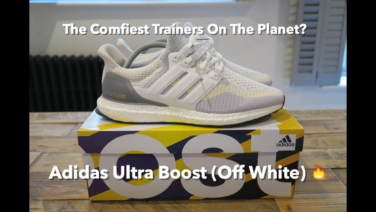 comfiest trainers