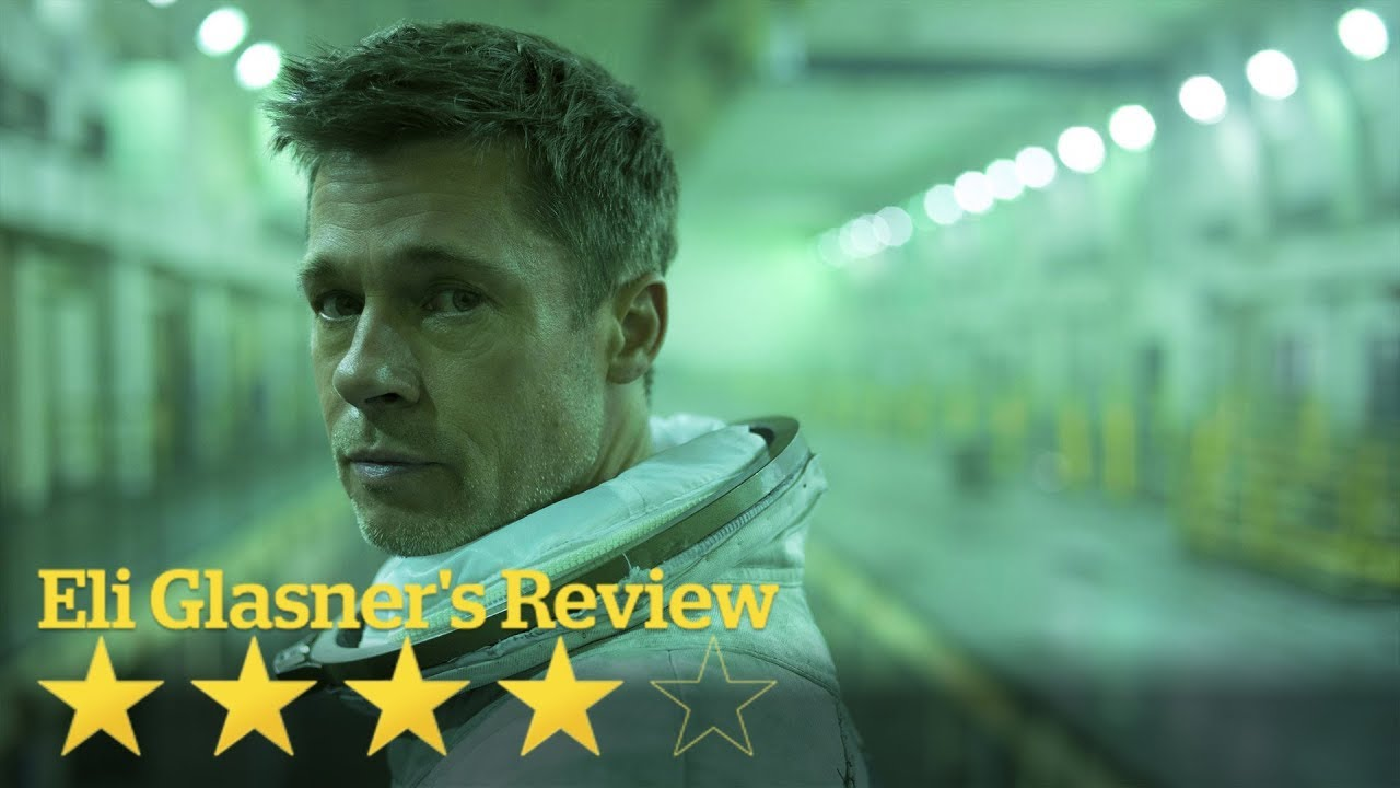 Ad Astra Review Brad Pitt Channels Space Cowboy Youtube