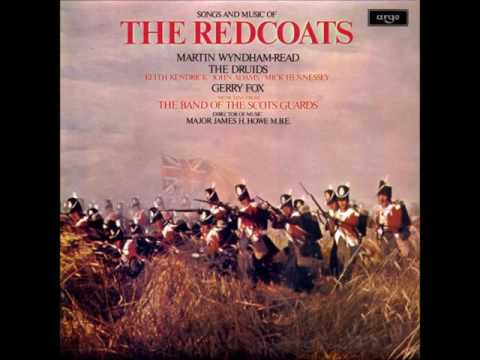 Songs and Music of The Redcoats -  The Druids