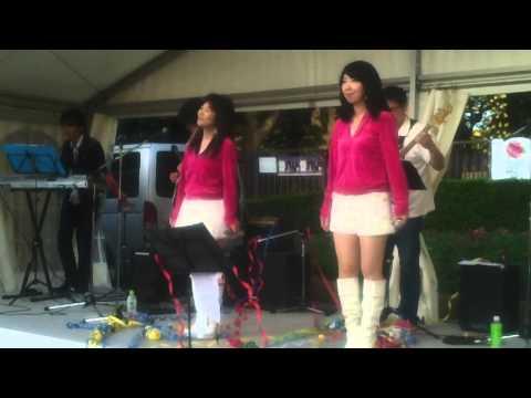 myunとyayo/17才/日比谷公園パークライブ2012年10月