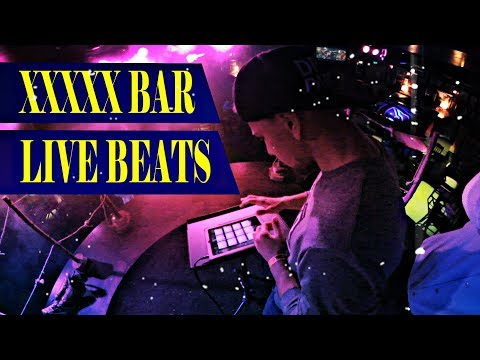 Drum pads 24 | LIVE BEATS IN XXXXX BAR