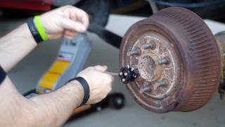 Fix your cross threaded wheel studs yourself and save money