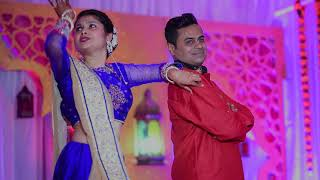 Aashiq surrender hua | Sangeet performance | chiku's choreography