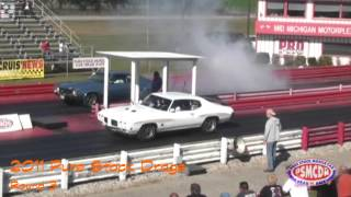 2011 Pure Stock Drags round 3