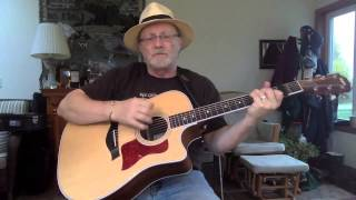 1675 -  Calendar Girl -  Neil Sedaka cover with guitar chords and lyrics