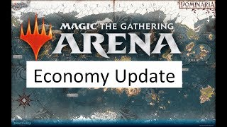The Magic the Gathering Arena Economy - Dominaria Update