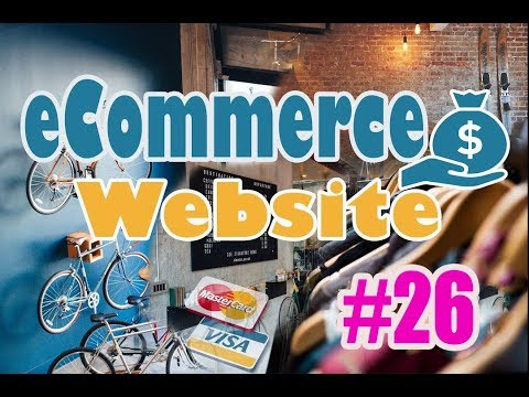 How To Build an eCommerce Website With Laravel #26 (Credit Card Page)