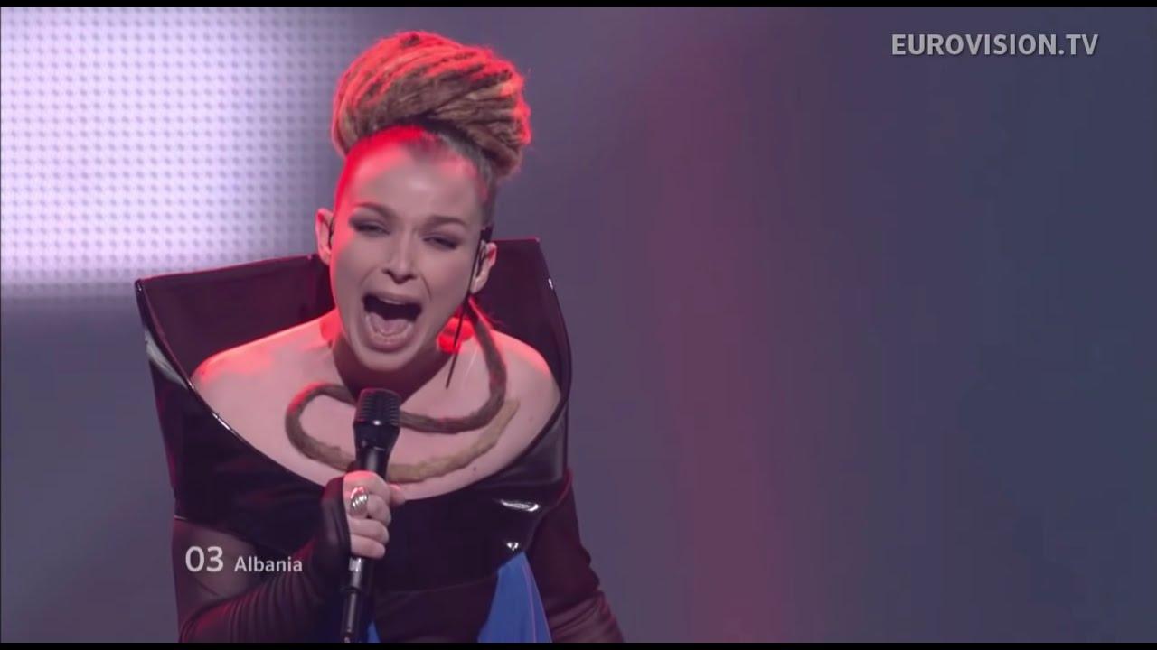 Rona Nishliu - Suus - Live - Grand Final - 2012 Eurovision Song Contest