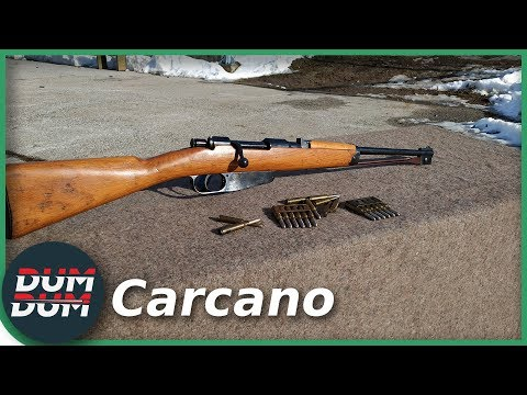 M1891 Carcano konjički karabin