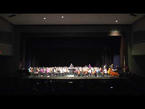 'Sahara Crossing' - Linwood Middle School Orchestra