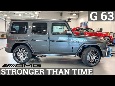 2020 Mercedes-AMG G63 Stronger Than Time Edition | G-Class Stronger Than Time