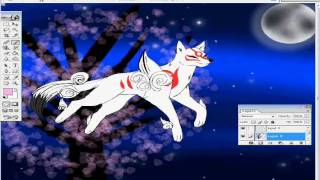 Watch Me Draw: Bloom Amaterasu