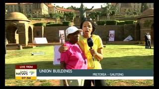 Getrude lwedaba, 81, on healthy lifestyle