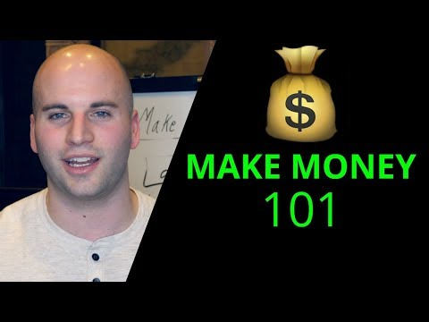 Make Money Online 101 - From Beginner To Expert In 2019